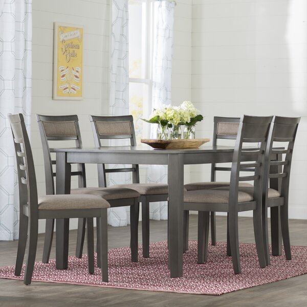 Amazing Edouard 7 Piece Dining Set By Gracie Oaks Wonderful