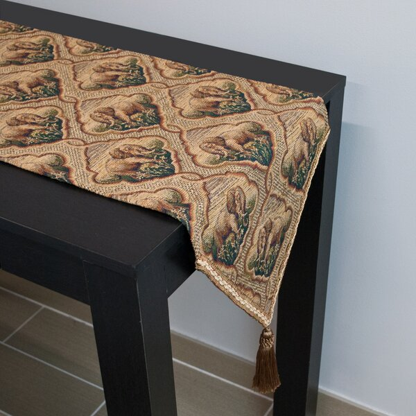 Ely Table Runner by Sherry Kline