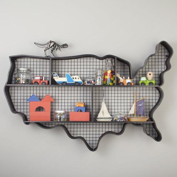 America Wall Cubby by Birch Lane Kids™