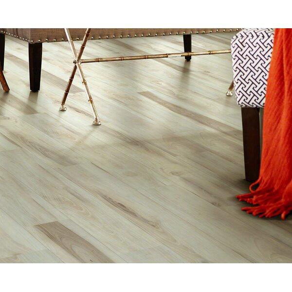 Bruno 7 x 48 x 2mm Luxury Vinyl Plank in Mars by Shaw Floors