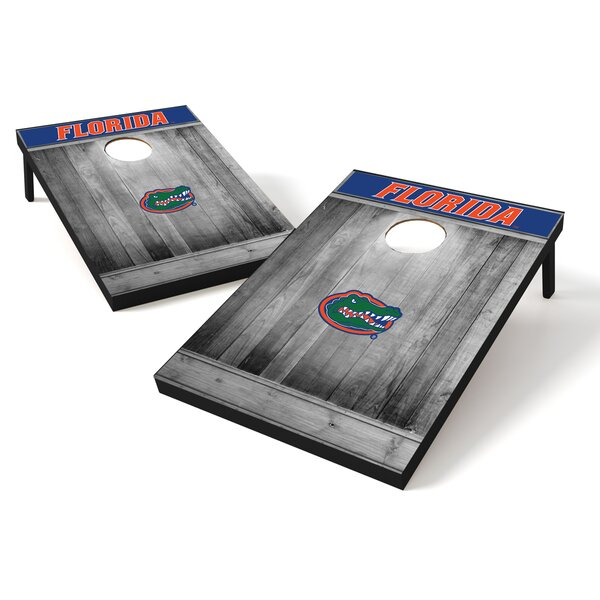 NCAA Cornhole (Set of 2) by Wild Sports