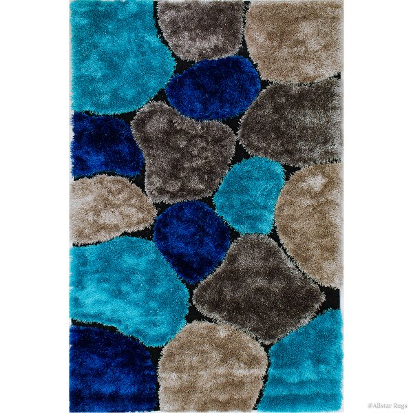 Keech Blue Area Rug by Latitude Run