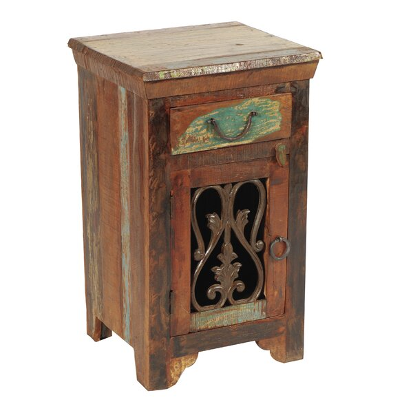 Dunstan Nightstand by World Menagerie