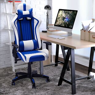 Osorio Ergonomic Leather Gaming Chair