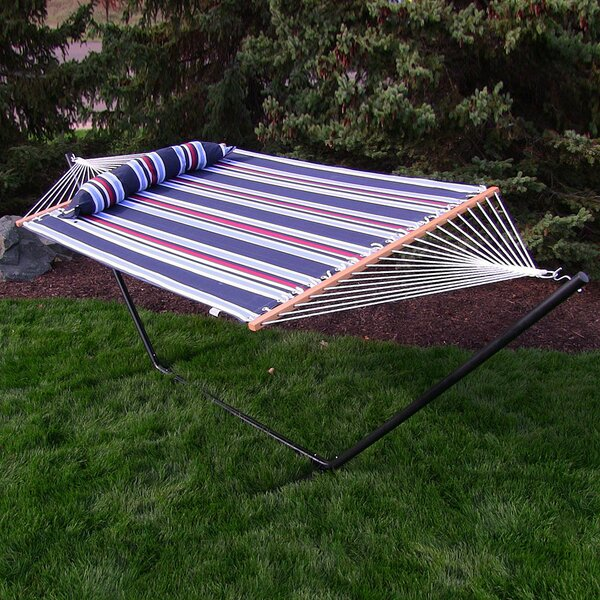 Sites Double Tree Hammock with Stand by Bay Isle H