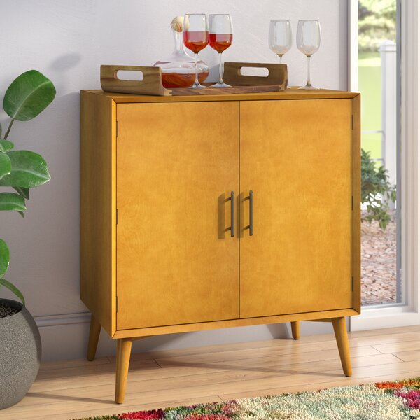 Boaz Bar Cabinet by Langley Street