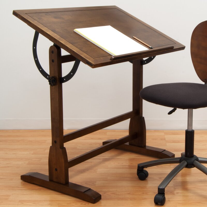 Merveilleux Vintage Drafting Table