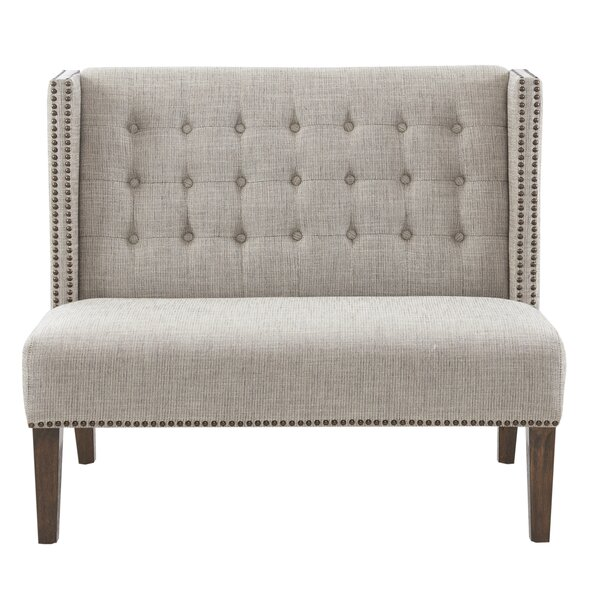 Darvin Settee by Darby Home Co Darby Home Co