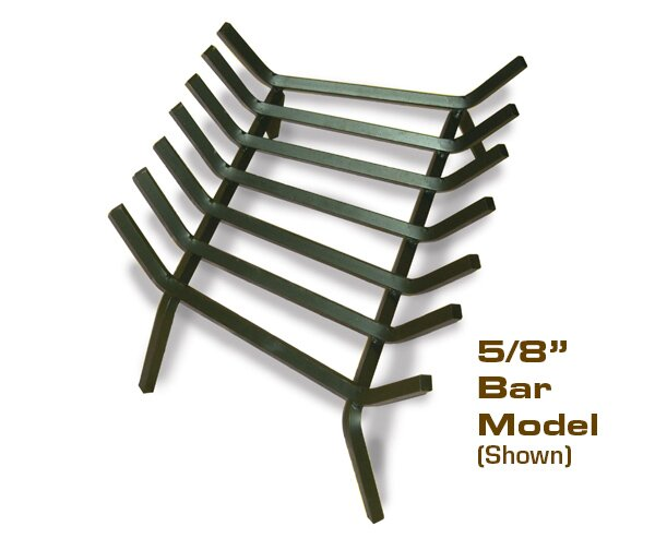 Welded Steel Fire Pit Grate by Master Flame