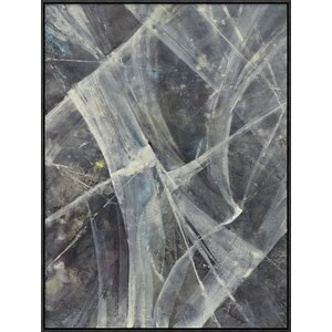 'Glacier V' Print by East Urban Home