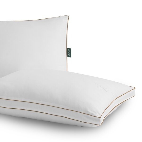 Lawton Firm Density Pillow by Lauren Ralph Lauren
