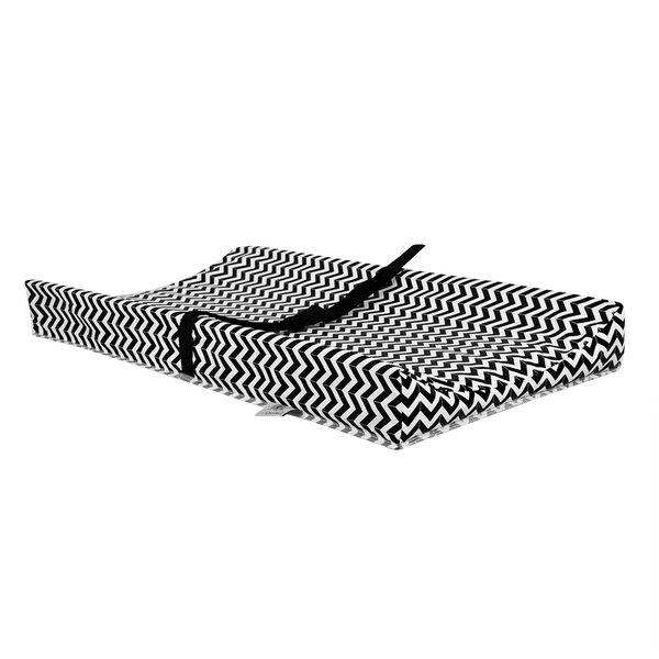 Chevron Waterproof Changing Pad by Kidilove
