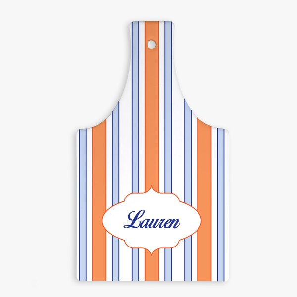 Lauren Custom Bottle-Shaped Hot Pad Trivet by Monogramonline Inc.