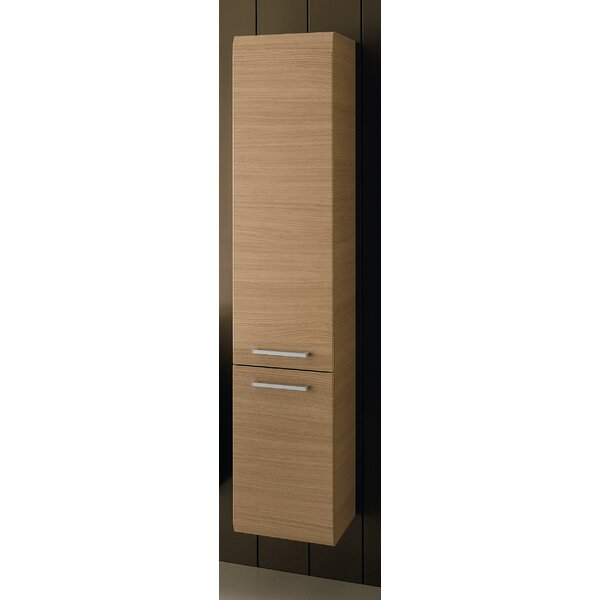 Linear 11.8 W x 59 H Wall mounted Cabinet by Iotti by Nameeks