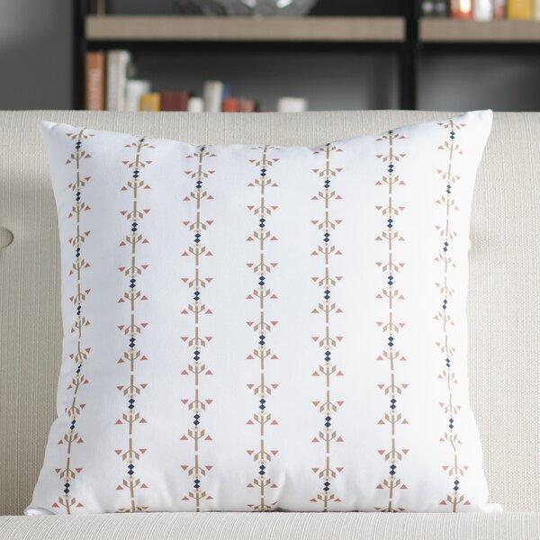 Bridgehampton Stripe Outdoor Throw Pillow by Mistana