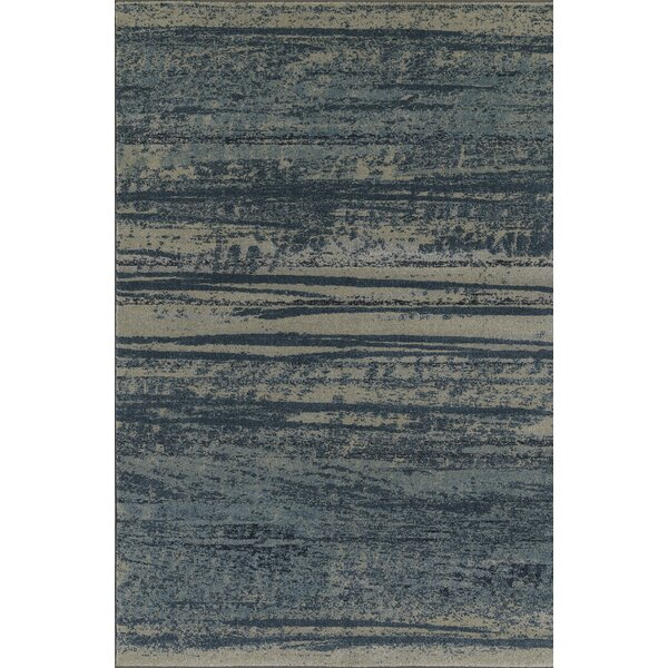 Upton Blue/Gray Area Rug by Dalyn Rug Co.