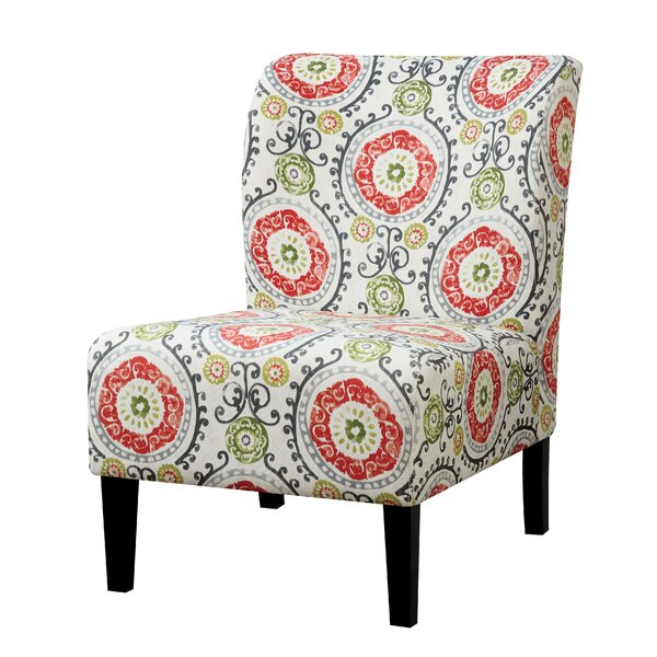 Campbell Slipper Chair by World Menagerie
