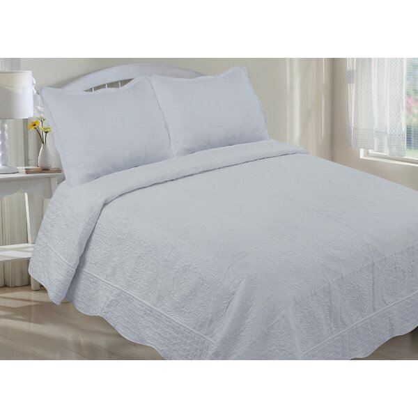 Kenton 2 Piece Quilt Set by Charlton Home