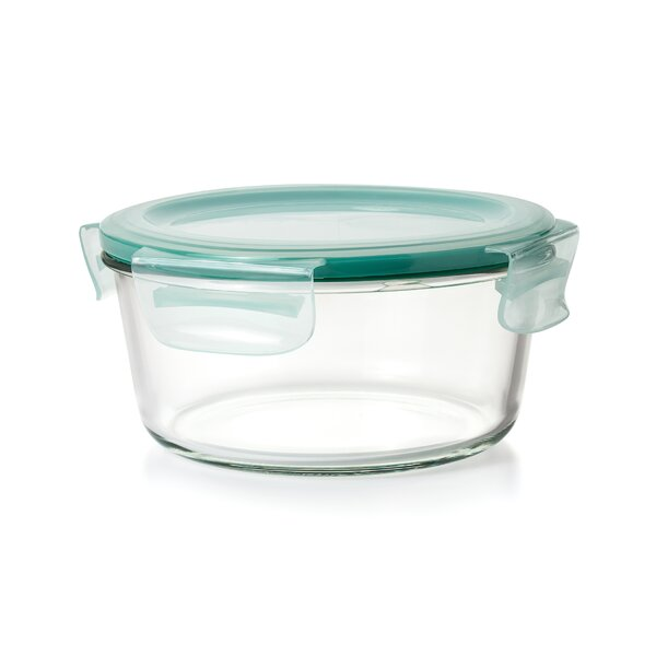 Good Grips Snap Glass Rectangle 32 Oz. Food Storage Container by OXO