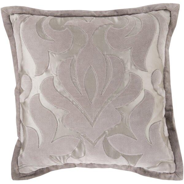 Boullanger Cotton Throw Pillow by Rosdorf Park