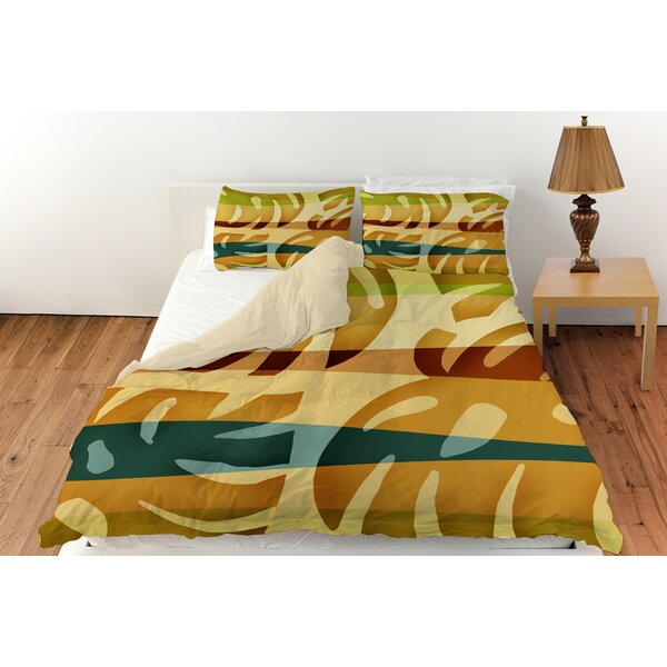 Tropical Leaf Duvet Cover Collection
