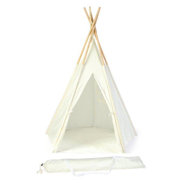 Play Teepee with Carrying Bag by Trademark Innovations