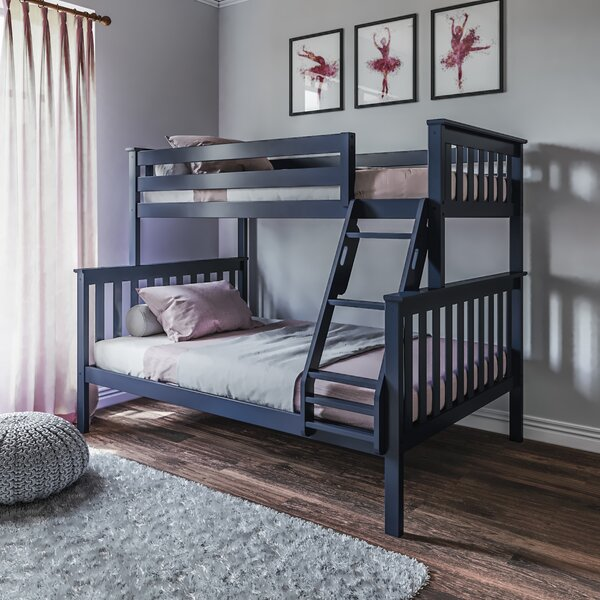 Bolles Bunk Bed by Harriet Bee