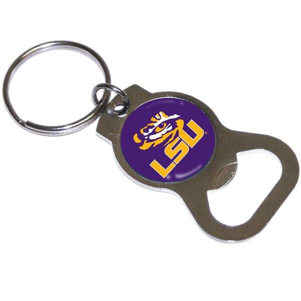 NCAA Key Ring Bottle Opener by Evergreen Enterprises, Inc
