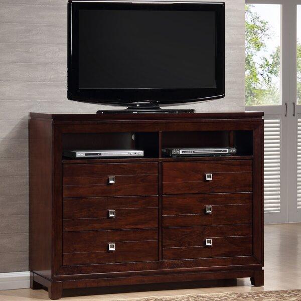 Discount Bethania 6 Drawer Dresser
