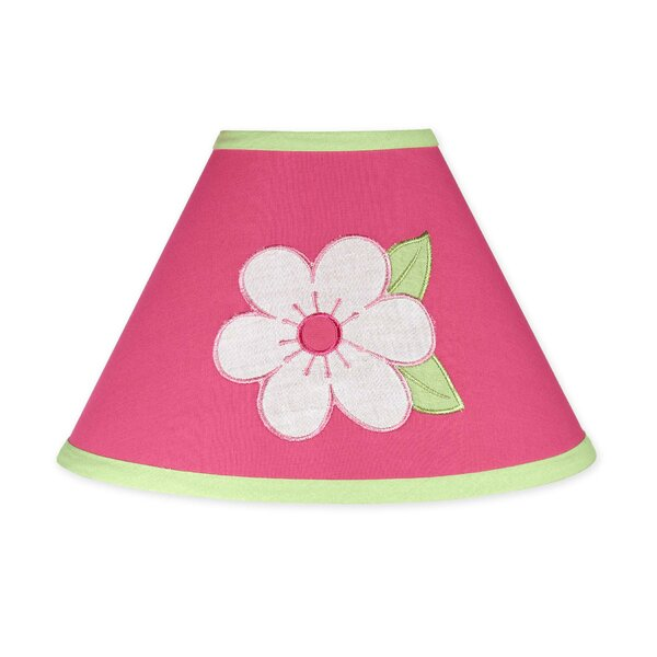 Flower 10 Cotton Empire Lamp Shade by Sweet Jojo Designs
