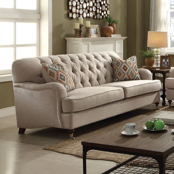 Dashing Batholo Sofa by Alcott Hill by Alcott Hill