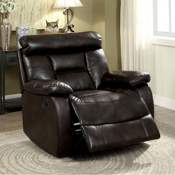 Kewei Transitional Glider Manual Recliner