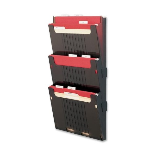 3 Pocket Hanging File System by Deflect-O Corporation