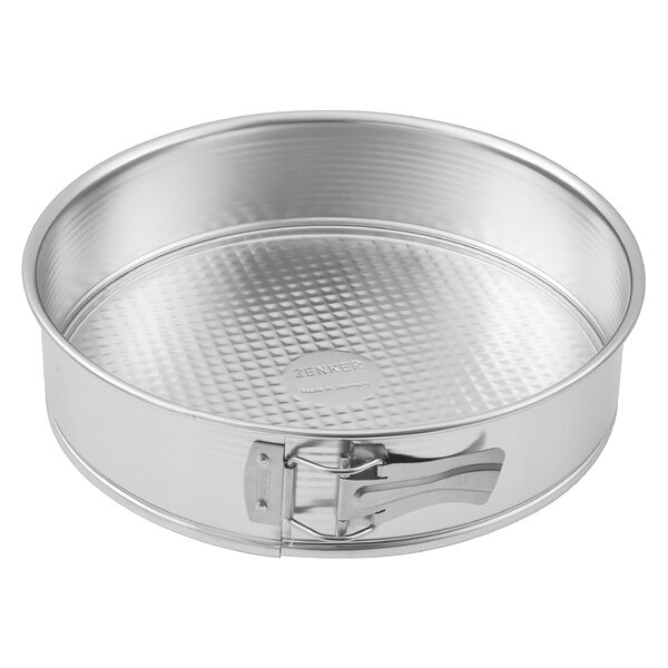Zenker Bakeware by Frieling 10 Tin-Plated Steel Springform Pan by Frieling