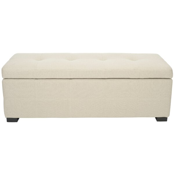 Henrickson Upholstered Storage Bench by Darby Home Co