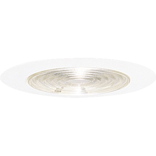 Flush Fresnel 7.75 Recessed Trim by Progress Lighting