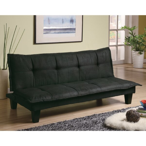 Weems Casual Padded Convertible Sofa by Latitude Run