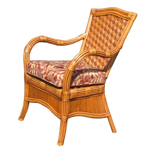 Kingston Reef Dining Chair by Spice Islands Wicker Spice Islands Wicker