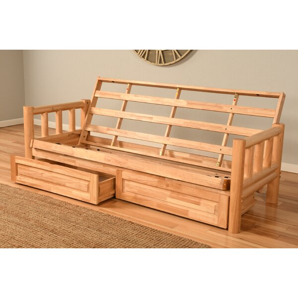 Futon Frame by Millwood Pines Millwood Pines