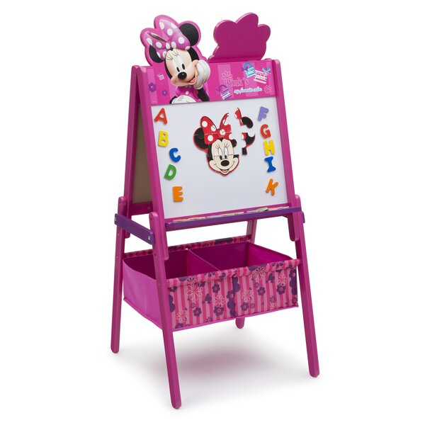 Magnetic Board Easel by Delta Children