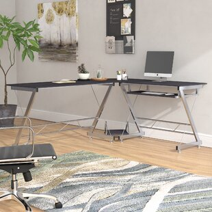 Jalen L Shaped Workstation Computer Desk