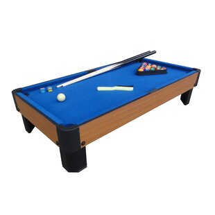 Top Sport Bank Shot 3.3' Pool Table By Playcraft