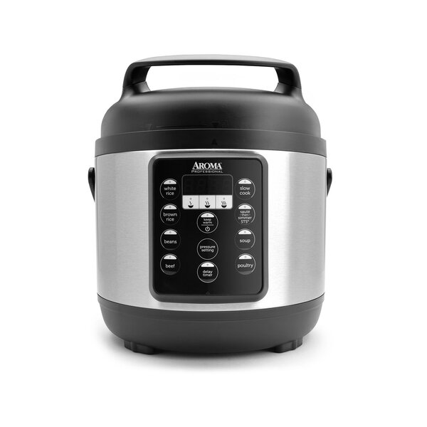 3 Qt. Professional Digital Pressure Cooker by Midea