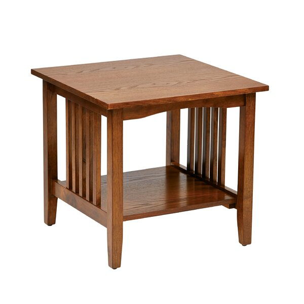 Compare Price Wenger End Table