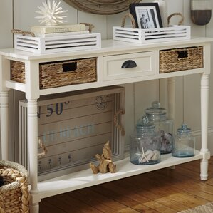 Malcolm Console Table by Beachcrest Home
