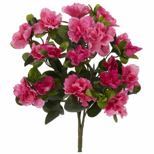Azalea Floral Arrangement (Set of 4) by Charlton Home
