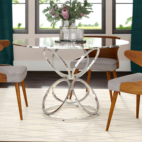 Kang Dining Table by Brayden Studio