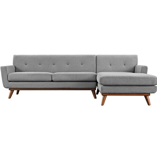 Valuable Shop Johnston Sectional by Langley Street by Langley Street