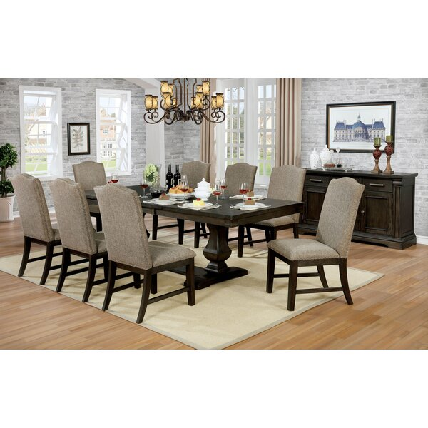 Johannes 9 Piece Extendable Dining Set by Gracie Oaks