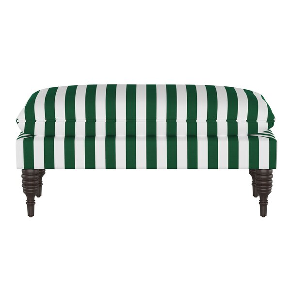 Jeremy Upholstered Bench by Longshore Tides